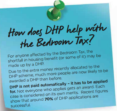 DHP Information